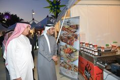 In celebration of 'Manama Gulf Capital of Tourism 2016', the inaugural Bahrain Food Festival was launched yesterday at Block 338 in Adliya.  The 10-day event, organized by Bahrain Tourism & Exhibitions Authority, will run for ten days and is positioned as a culinary exhibition that showcases the Kingdom's emergence as a gastronomy destination.