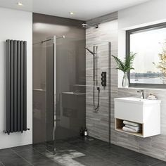 Zenolite plus fossil acrylic shower wall panel 2070 x 1000