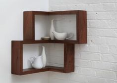 5 Unconventional Shelving Ideas That Won't Cramp Your Living Space: A Shelf That Transforms Useless Corners into Useful Space