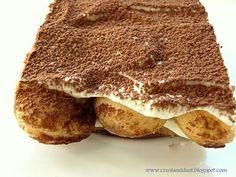 Tiramisu najprostsze Tiramisu, Ethnic Recipes, Desserts, Food, Tailgate Desserts, Deserts, Essen, Postres, Meals