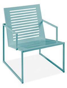 Cruz Lounge Chairs - Chairs & Chaises - Outdoor - Room & Board