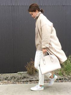 selectshop Loveのニット・セーターを使ったamiのコーディネートです。WEARはモデル・俳優・ショップスタッフなどの着こなしをチェックできるファッションコーディネートサイトです。