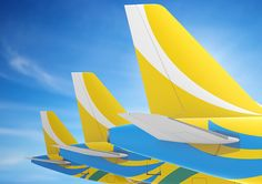 New Logo, Identity, and Livery for Cebu Pacific by Bonsey Design
