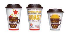 Burger Kings Partnership With Seattle's BestCoffee - The Dieline -