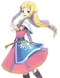 the legend of zelda skyward sword, zelda