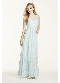 Strapless Embellished Glitter Mesh Dress 56780D $39.99