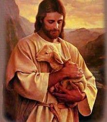 Held by Jesus