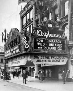 Orpheum....c1931...San Francisco