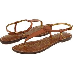 Sam Edelman sandals...I have these in silver, bought 2 yrs ago and still love them!