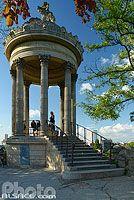 Temple de la Sibylle, Parc des Buttes-Chaumont, Paris (75019)
