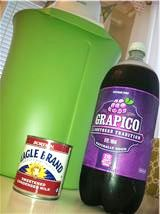 Grapico-Ice Cream...I love grapico and I love ice cream. This sounds awesome
