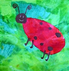 Check out student artwork posted to Artsonia from the Eric Carle Collage- Grade 1 project gallery at Kennedy-Powell Elementary.