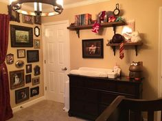 Nursery goals. | This Dad Designed A Harry Potter Nursery That Is Magical AF