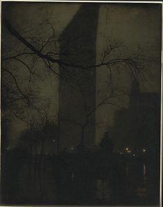 Edward J. Steichen | The Flatiron (1904)