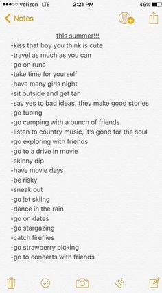 Life goals, summer vibes, summer insta captions, summer bucket list for teens, Summer Insta Captions, Instagram Captions For Friends, Goals Tumblr, Vsco, Summer Goals, Girls Life, Motivation, Summer Vibes, Things To Do