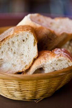 Gluten-Free Recipes: French Bread - A Pinch of This, a Dash of That