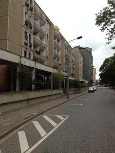 Chemnitz voormalig Karl Marx stad