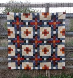 not a mystery quilt-- super cute mystery quilt- from an online quilt group at patchwork posse