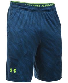 "Under Armour Men's HeatGear® 10"" Raid Printed Shorts"