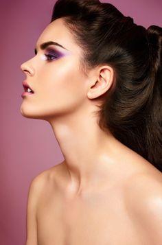 hair : J.Ramón Fernández photography : Mateusz Sitek  make up : Tabby Casto retoucher : Stefka Pavlova model : Ellie Marshall