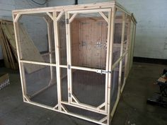 Boyle's Pet Housing can create a Bespoke Walk In Double Rabbit Hutches that allows you pet to run around and gives them plenty of room to exercise. #bespoke #rabbitrun #rabbithutch #bunnyhouse