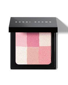 Brightening Brick, Pastel Pink by Bobbi Brown at Neiman Marcus.