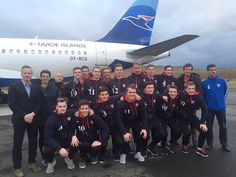 U20 men back home on The Faroe Islands. A big thank you to our sponsor Atlantic Airways for believing in us. We were so close to qualifying to the European Championships. Watch out! Faroese handball is going places. #atlanticairways #handballfaroeislands #handball #hndbl #selectsports #selecthandball by handball_faroe_islands