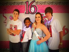 """Sweet 16"" Party Ashlon D. Portalis & her siblings.....by: A Jean~Batiste Photography, Video, & Casting"