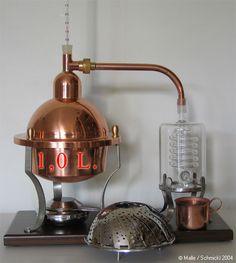 destille arabia 2 5 liter zum schnaps brennen und zur. Black Bedroom Furniture Sets. Home Design Ideas