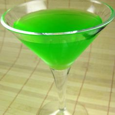 There's more than one recipe for a Gatorade Cocktail out there. Some are so named because they involve energy drinks, and therefore give you the effect of the drink. This one is so named for tasting a little like it. It will for sure not give you energy like a... #cointreau #midori #orangejuice
