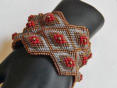 My King Of Persia Bracelet by Ravit on Etsy, $220.00