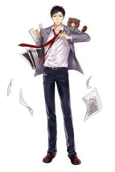Nozaki Umetarou | Gekkan Shoujo Nozaki-kun