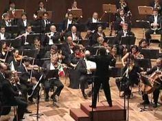 Rosas - Sobre las Olas.  AVI OSTROWSKY - Conductor   OFUNAM Philharmonic Orchestra - YouTube