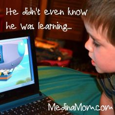"""""""To Moose, it was all just a fun game that he could call part of his school day. He didn't realize he was learning or putting to use things I had been trying to teach him this past year. He just played. His brothers actually were jealous, even though the game is well below their learning level."""" -- A review by MedinaMom"""