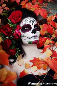 makeup for Halloween  Halloween Costumes 2013
