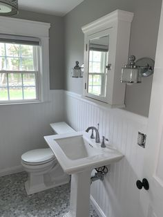 Idea, tactics, including guide with regard to receiving the greatest outcome as well as ensuring the optimum usage of Bathroom Beadboard Ideas Downstairs Bathroom, Bathroom Renos, Bathroom Layout, Bathroom Interior, Bathroom Beadboard, Washroom, Small Bathroom Paint Colors, Bathroom Ideas, Neutral Bathroom