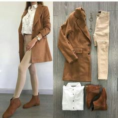 New Ideas Style Hijab Casual Hiver Winter Mode Outfits, Winter Fashion Outfits, Look Fashion, Trendy Fashion, Womens Fashion, Classy Outfits, Outfits For Teens, Trendy Outfits, Hijab Stile