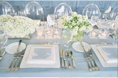 décoration de table mariage rustique chic