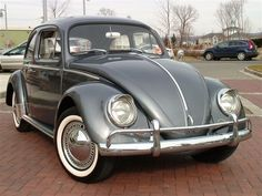 vintage vw beetle | 1964 Charcoal Gray VW Beetle BuG | Classic VW Beetles & BuGs ...