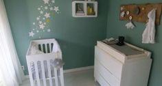 Kinderkamer Met Mosgroen : 41 beste afbeeldingen van our new home: baby room babies rooms