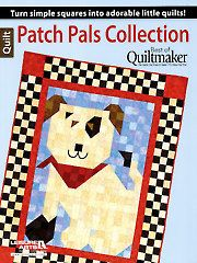 Pieced Baby & Kids Quilt Patterns - Patch Pals Collection
