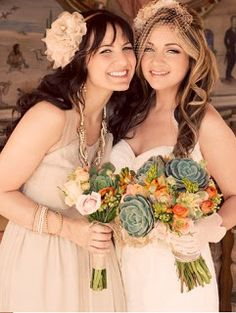Arizona - Blueprint Affairs | Wedding and Event Planning: {Spring Into Love} Fruit and Vegetable Wedding Bouquets