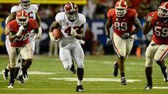 Alabama Wins 2012 SEC Football Championship!