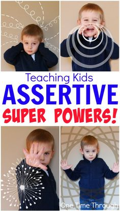 *MUST READ* Strategies for TEACHING kids to protect themselves emotionally and physically, for helping them to become active listeners, and to Stand UP for THEMSELVES against bullies and abuse! Hilarious analogy to SUPER POWERS! {One Time Through} #kids #bullying #parenting