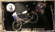 Aparador Nadal 2014. Farmàcia, Barcelona 2014