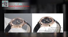 Uhrenretusche, Uhren fotografieren und retuschieren. Uhrenfoto verbessern. Photo retouching of watches / wrist watch.