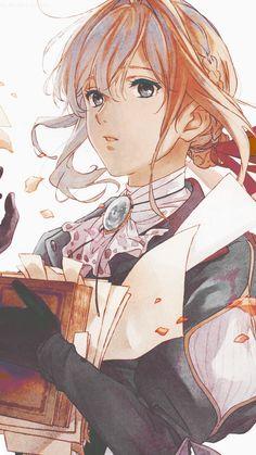 Film Manga, Manga Art, Manga Anime, Violet Evergarden Wallpaper, Cute Anime Wallpaper, Violet Evergreen, Character Art, Character Design, Violet Evergarden Anime
