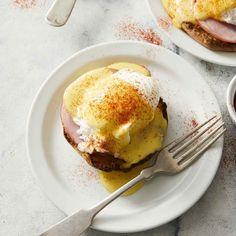 Easy Egg Breakfast, Breakfast Items, Breakfast Dishes, Breakfast Recipes, Egg Recipes, Brunch Recipes, Cooking Recipes, Cooking Ideas, Sauce Recipes