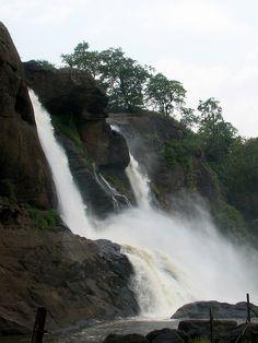 Athirappilly Falls, Kerala, India