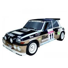 Solido diecast model cars and trucks are now available from uk diecast models buy online now!! Renault Maxi Turbo 1986 #11 Diac TdF86